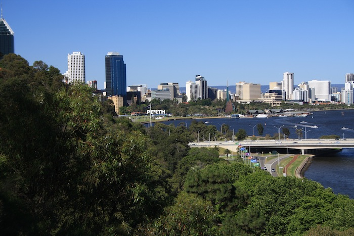 CITYMOM in Perth, Australie 1
