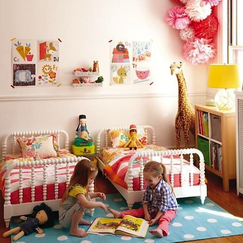 shared childrens room 10