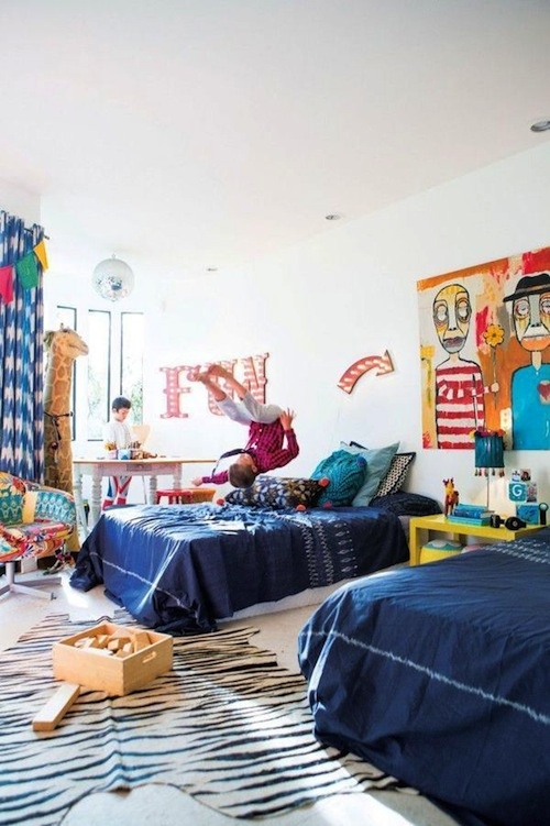 shared childrens room 4