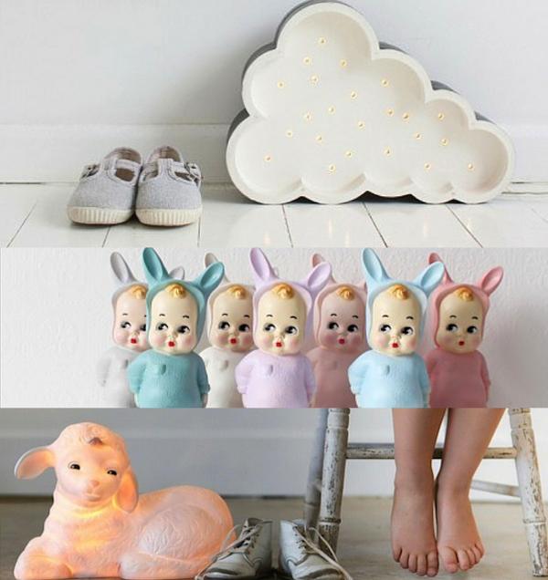De 10 leukste kinderkamer lampen