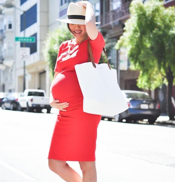 20 pregnancy streetstyle looks