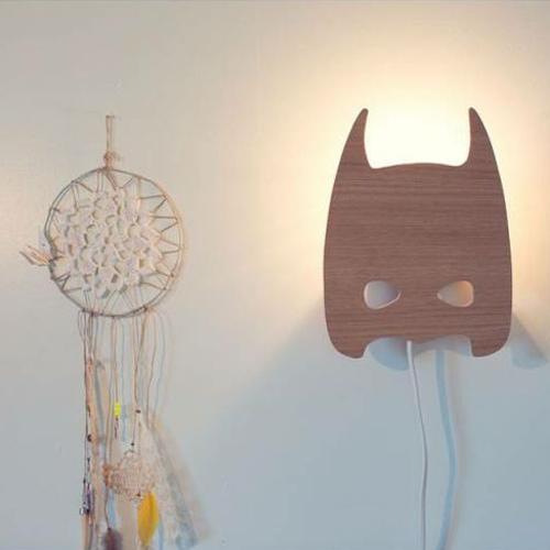 Batman lamp April Eleven