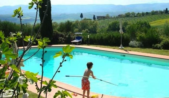 Casa San Carlo zwembad
