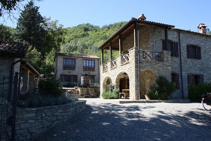 Casa Valle Erro huizen