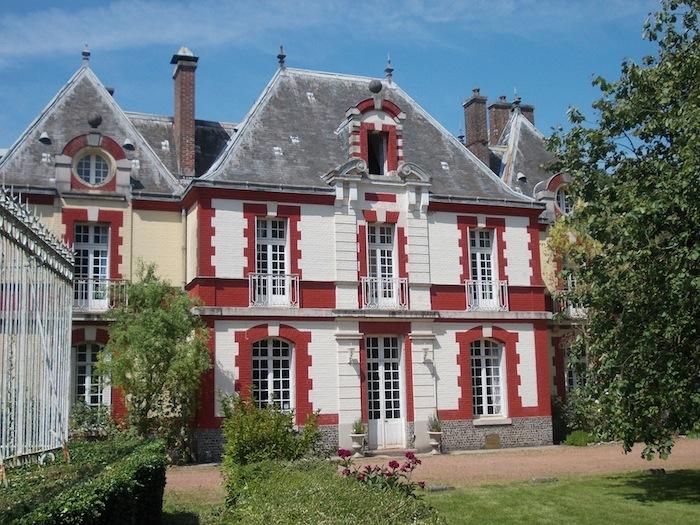 Chateau des Lys huis helder (1)