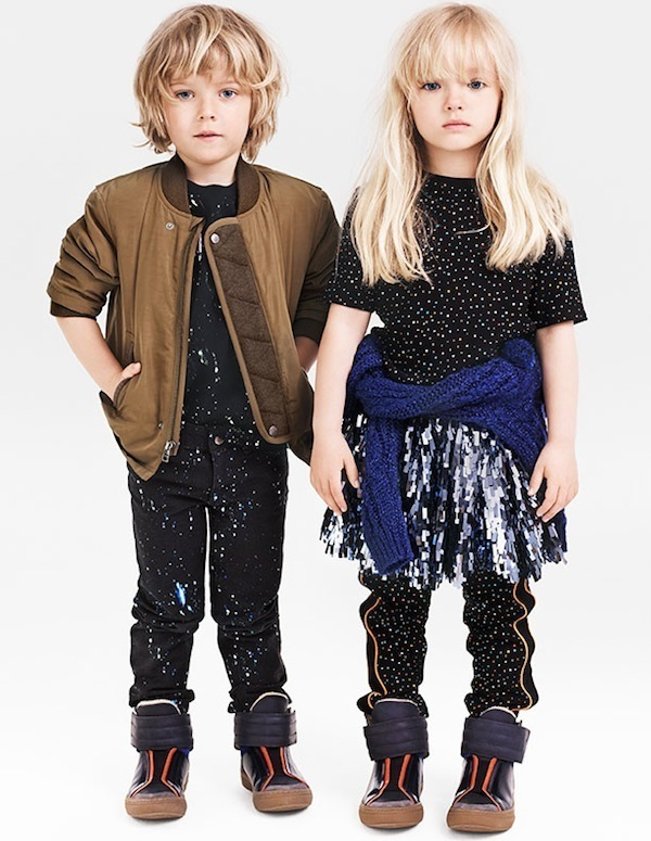 H&M Studio Collectie Kids 1