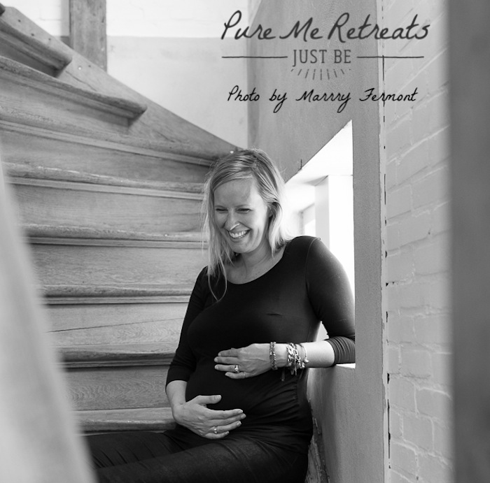 Mommy to be - Pure Me Retreats