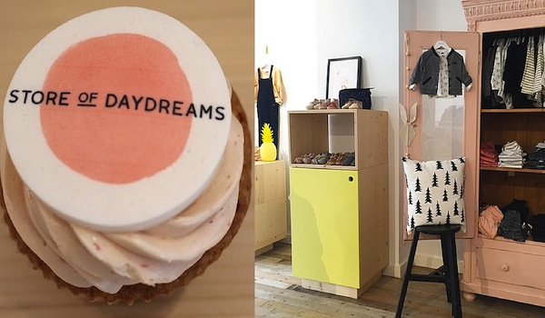 STORE OF DAYDREAMS; ON AND OFFLINE KIDS CONCEPT STORE