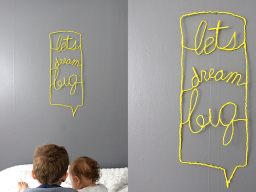 DIY Kid's Room