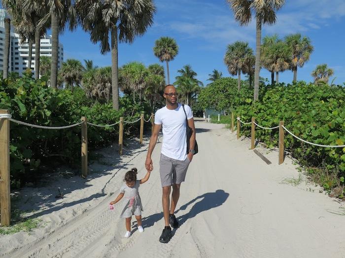 Miami met kleintjes
