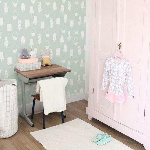 Behang voor de kinderkamer 12 x te gekke merken for Je eigen slaapkamer ontwerpen
