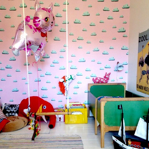 Kidsrooms that keep you fit