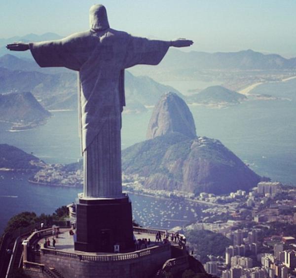 RIO DE JANEIRO: GA ERHEEN MET JE KINDEREN!