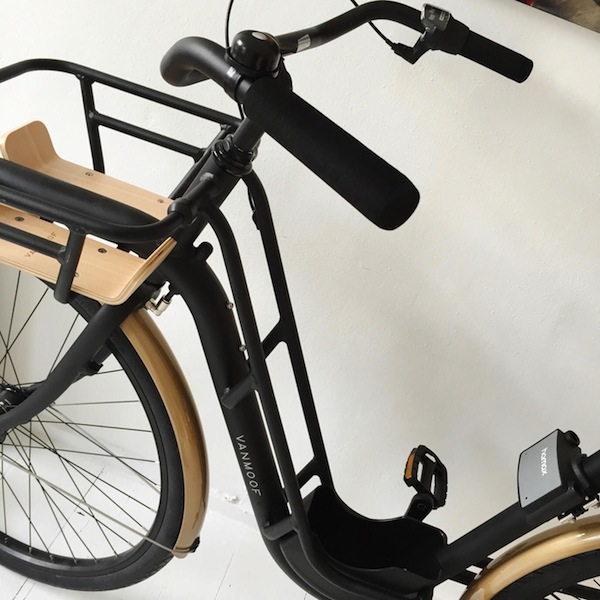 Q BIKE VanMoof CITYMOM.nl