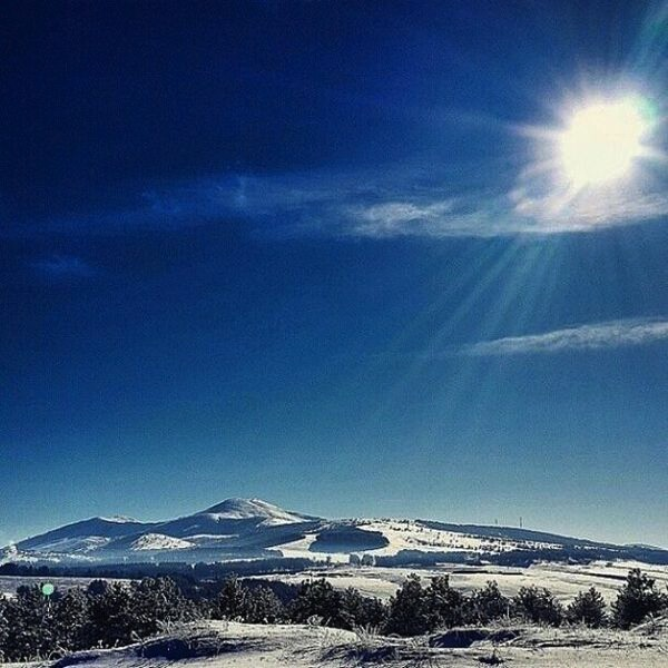 Voordeling met wintersport in Servie 4