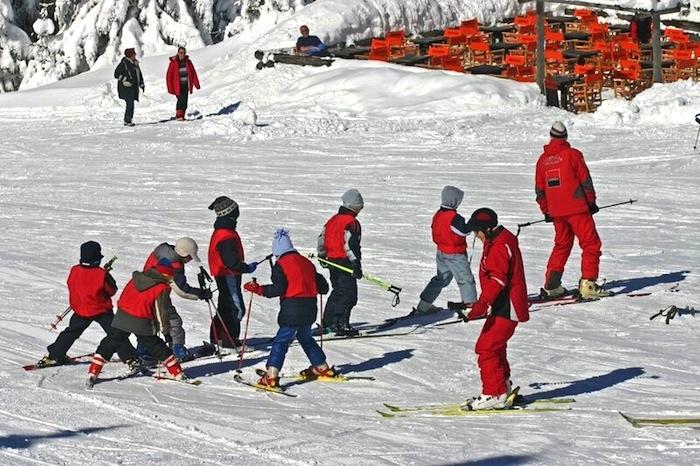 Voordeling met wintersport in Servie 5