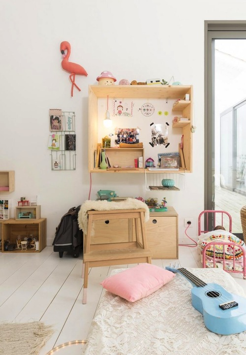 10 kikke kamers voor meisjes - Kamers voor meisjes ...
