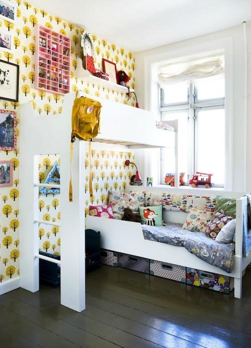 kinderkamers waar je gezellig samen kan slapen 10