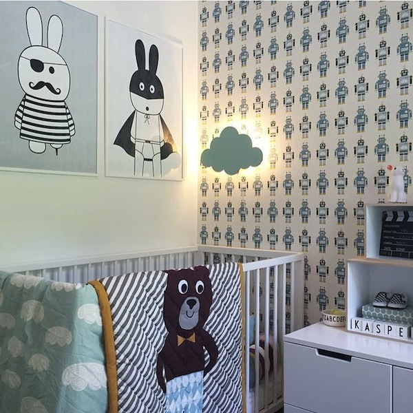 ROCKING ROOMS FOR BABIES