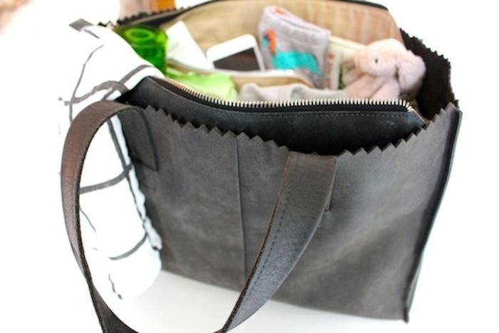MY PAPER BAG BABY :: CITYMOM.nl + VOOR