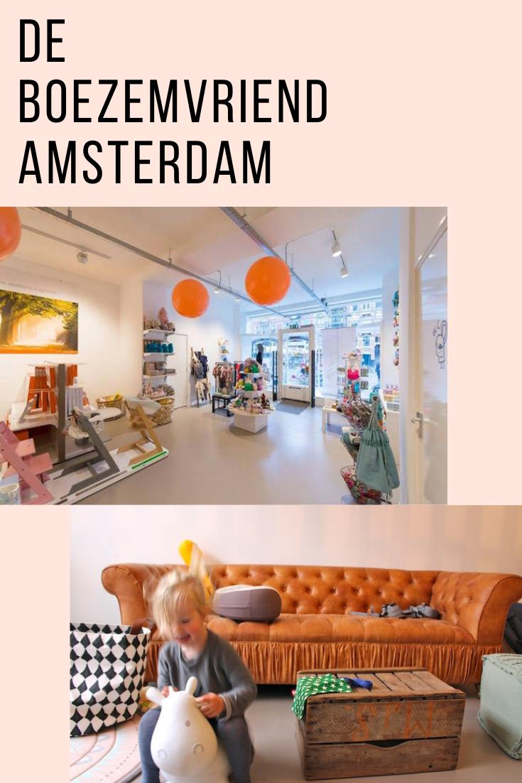 De boezemvriend Amsterdam