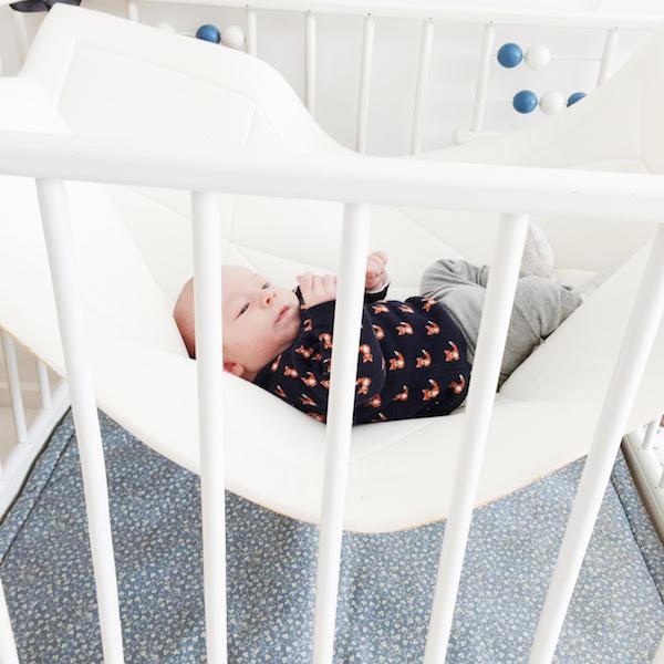 Hangmat In Box.Hangloose Baby Hangmat En Boxkleed In Een