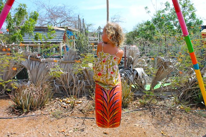Kindvriendelijk Curacao. 5