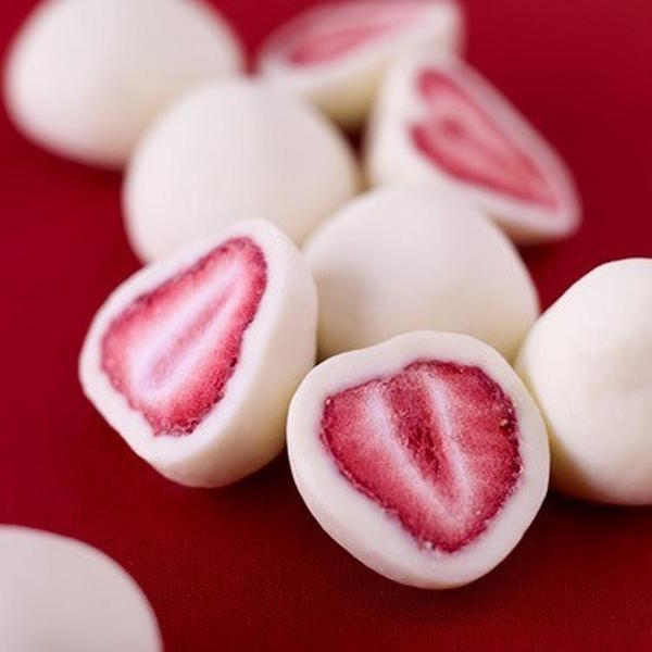3 x Kindvriendelijk Aardbeien recept