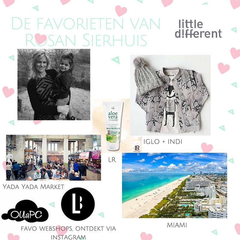 De Favorieten van Rosan Sierhuis :: CITYMOM.nl