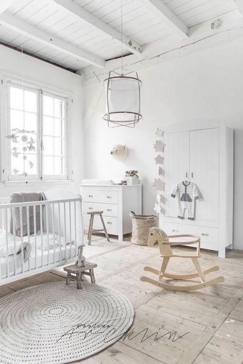 Babykamer Van Hout.14 X Hout In De Kinderkamer