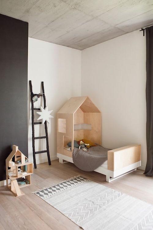 14 x hout in de kinderkamer. Black Bedroom Furniture Sets. Home Design Ideas