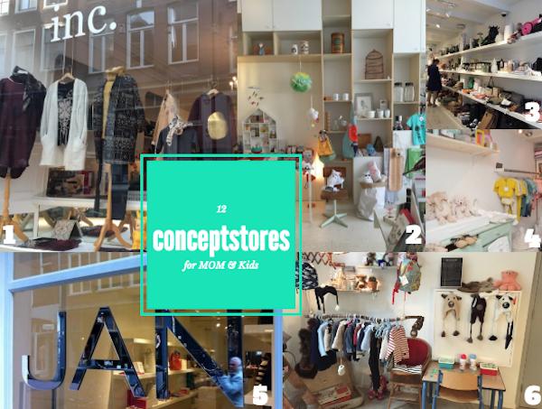 12 leuke winkels voor mama én kids in Amsterdam 2
