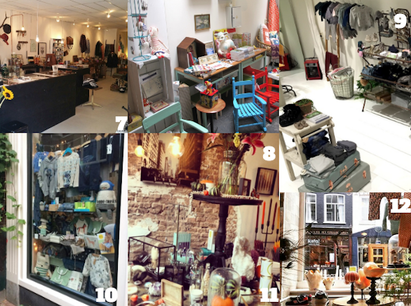 12 leuke winkels voor mama én kids in Amsterdam