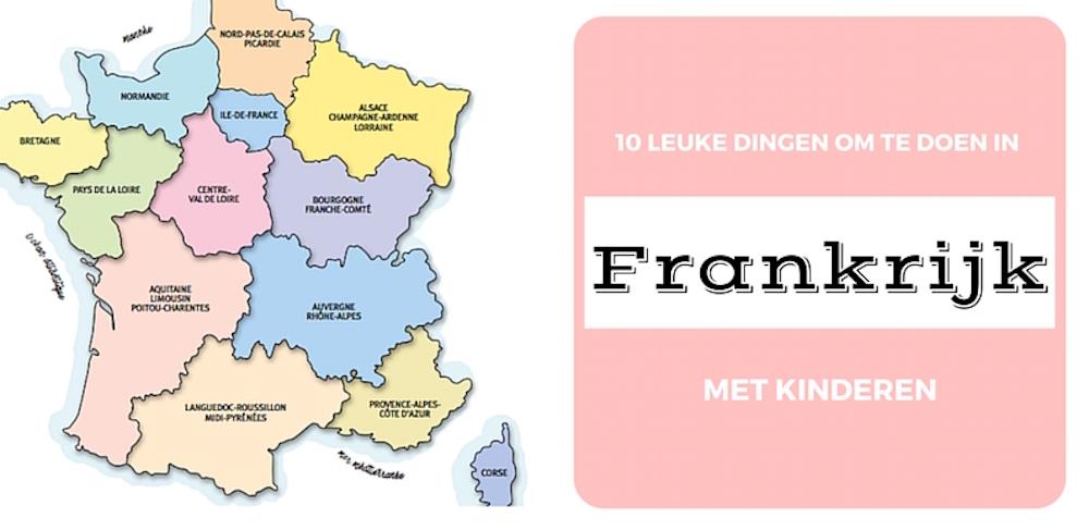 10 LEUKE DINGEN OM TE DOEN IN FRANKRIJK MET KINDEREN