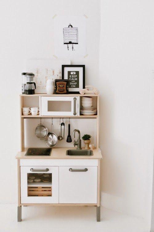 Houten Keuken Ikea Kind : 10 X KINDERKEUKEN INSPIRATIE