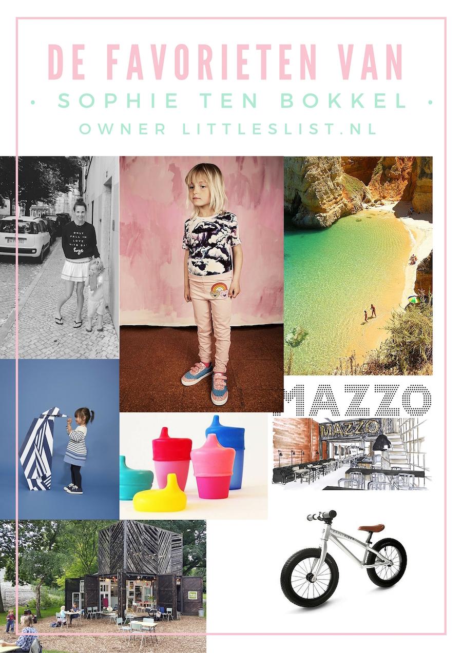 de favorieten van Sophie ten Bokkel Littles List :: CITYMOM.nl