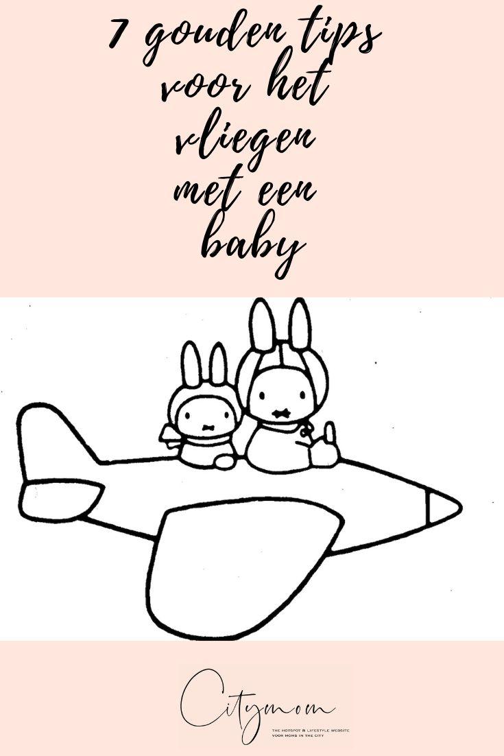 tips voor het vliegen met een baby