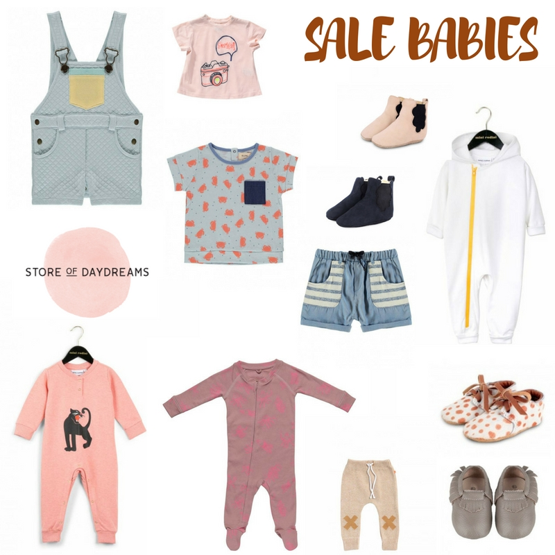 SALE ITEMS BABIES STORE OF DAYDREAMS
