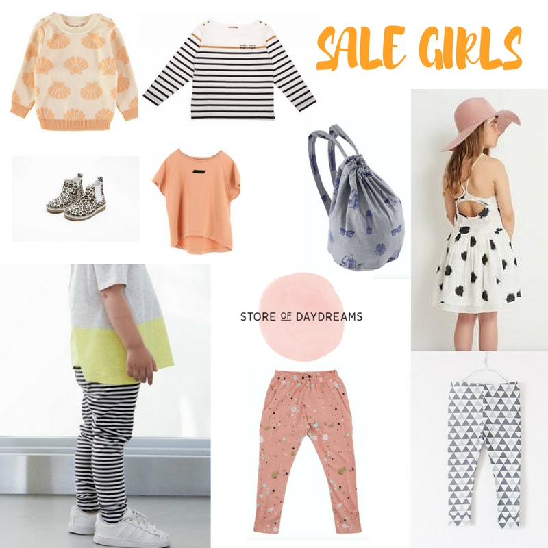 SALE ITEMS GIRLS STORE OF DAYDREAMS