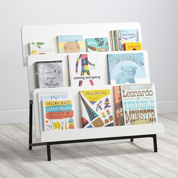 The Land of Nod bookcase white