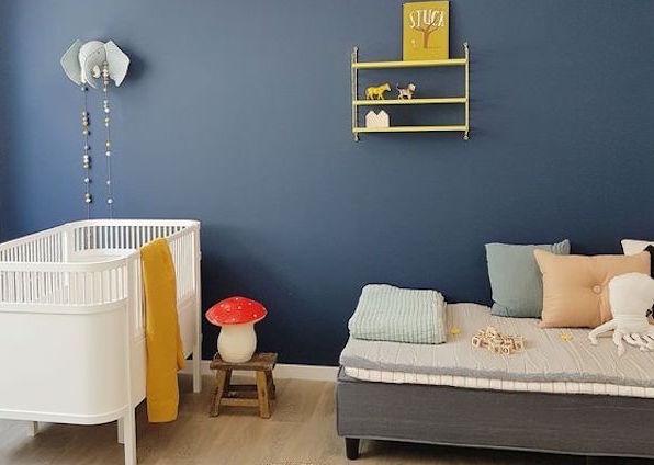 De leukste kinderkamers vind je in deze interieur blogs for Trend wallpaper voor volwassen kamer