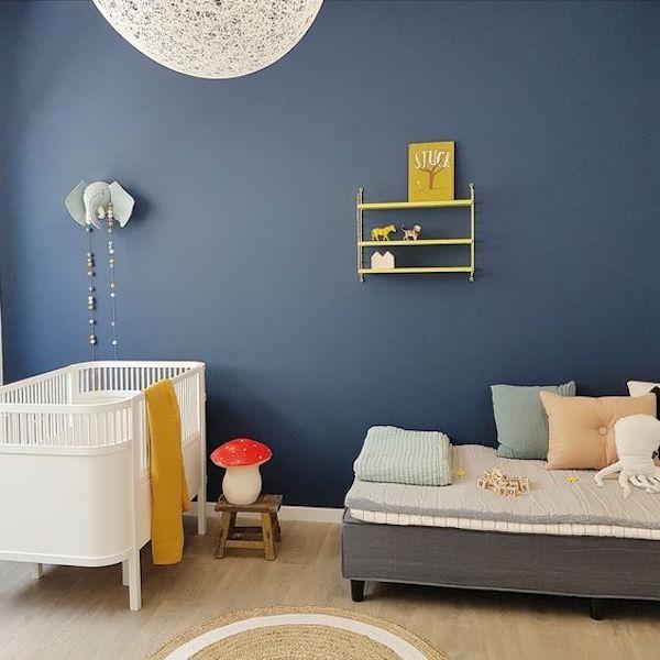 8 kamers voor een peuter met baby - Gordijn voor baby kamer ...