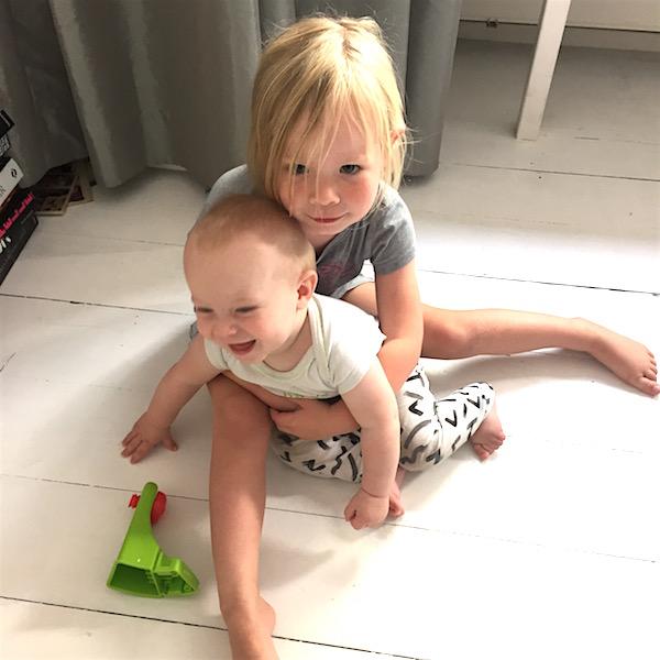 Samen spelen!