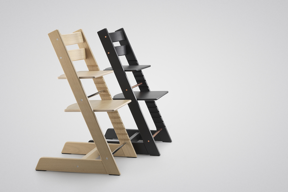 limited edition stokke tripp trapp nu verkrijgbaar. Black Bedroom Furniture Sets. Home Design Ideas