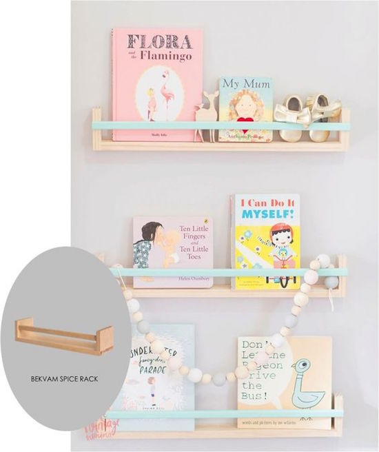 IKEA HACKS SHELVE