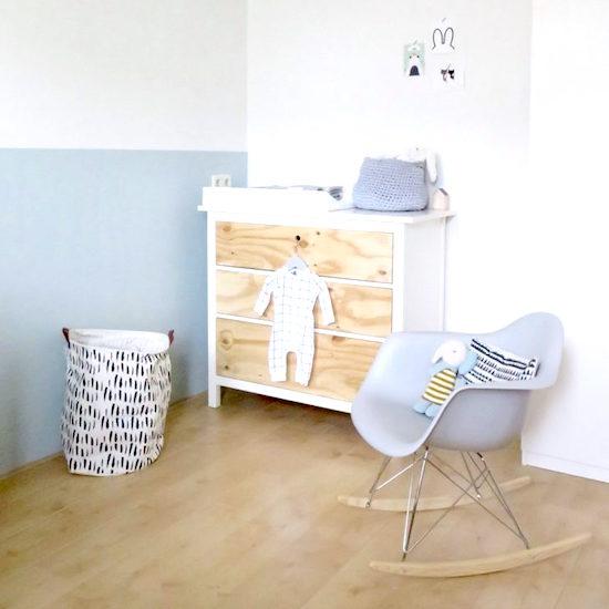 BABYKAMER IKEA HACK