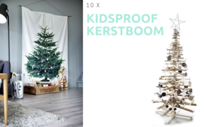 10 X KIDSPROOF KERSTBOOM