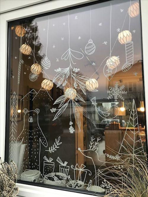 12 X DIY Ideeen voor kerst