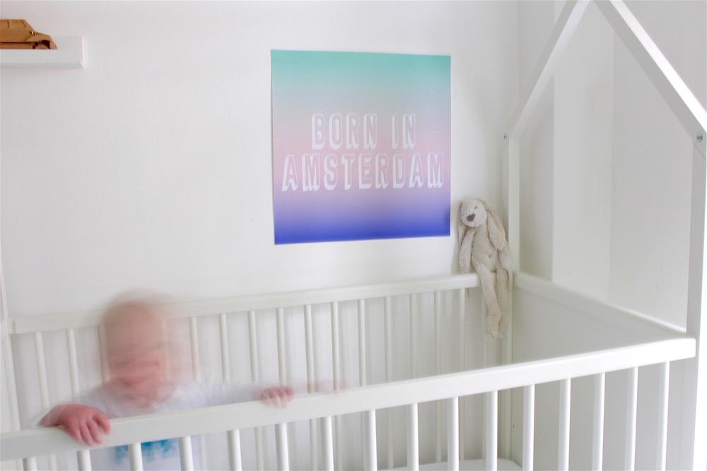 10 X DE COOLSTE KRAAMCADEAUS VOOR AMSTERDAMSE BABY'S