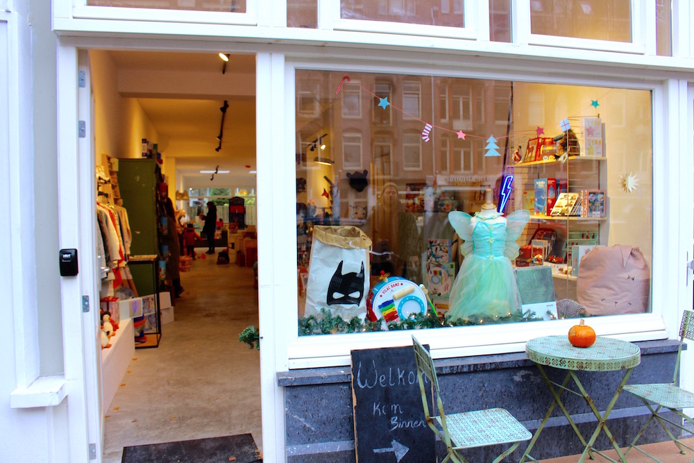 ONWIJS WEST; NEW  SHOP HOTSPOT